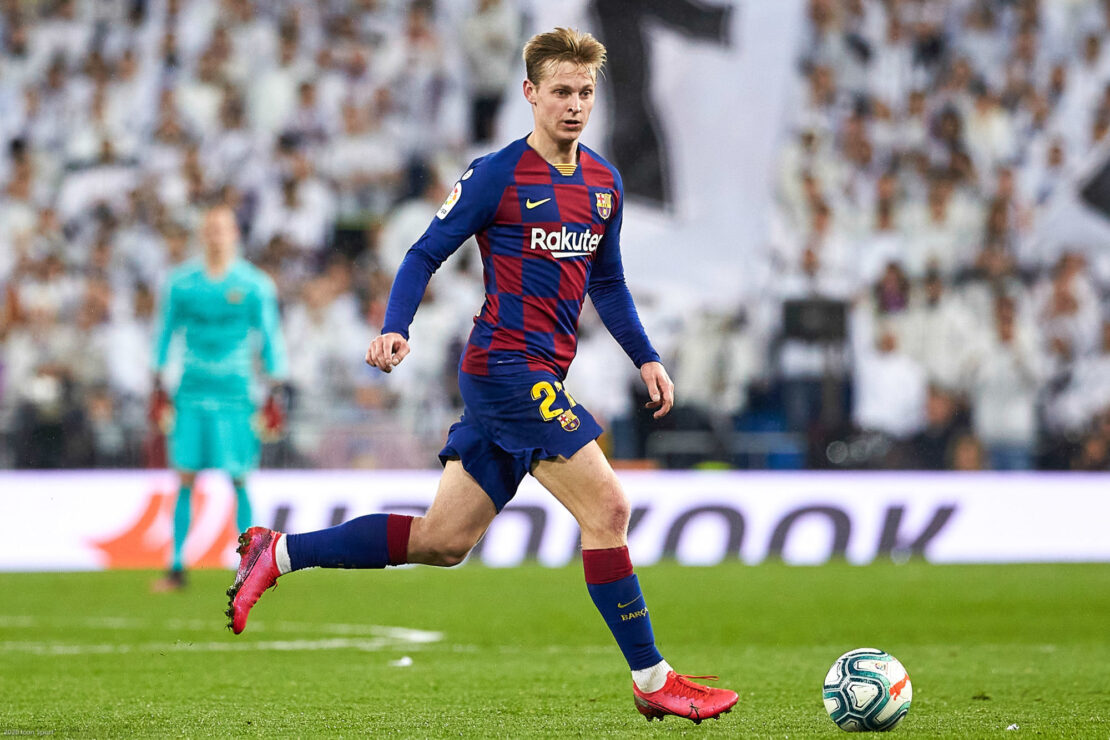 frankie Mercato : Frenkie de Jong sur les tablettes d'un grand d'Europe