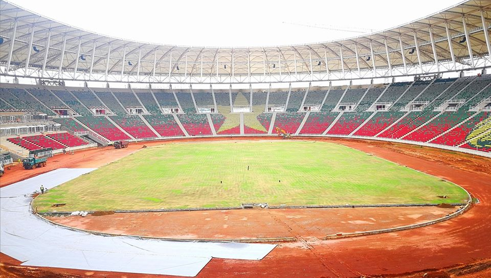 Complexe sportif d'Olembe