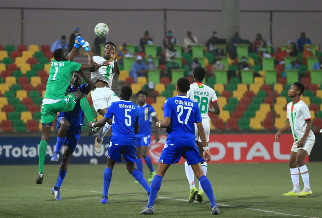 CAN U20 2021_Centrafrique-Gambie