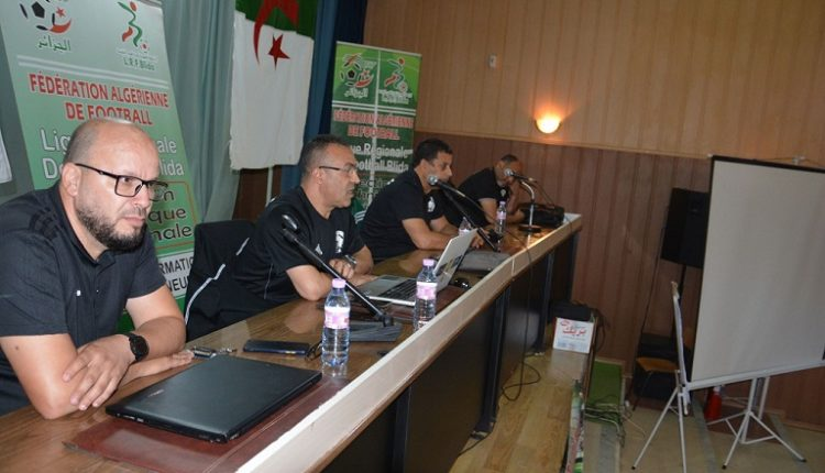 Formations pour licence CAF C